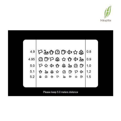 The child vision chart-FCP-10